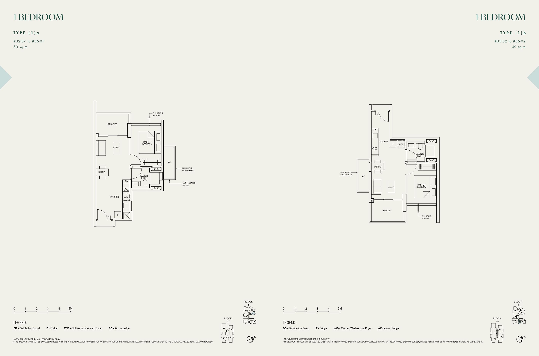 1%29 Floor Plans The Avenir page 0001
